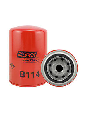 Baldwin B114 spin-on filter
