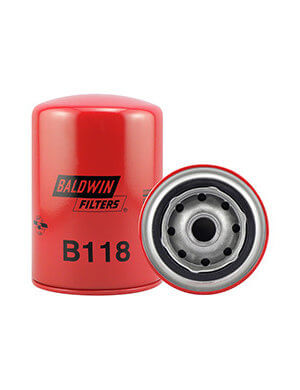 Baldwin B118 spin-on filter