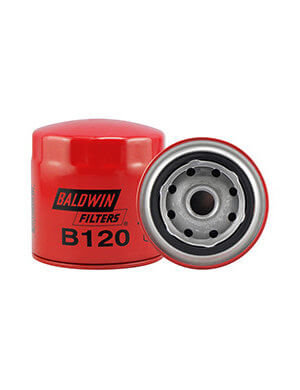 Baldwin B120 spin-on filter