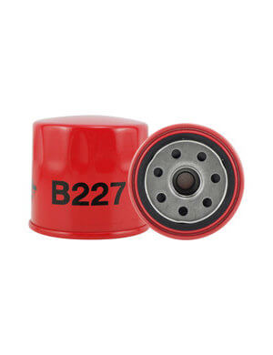 Baldwin B227 spin-on filter