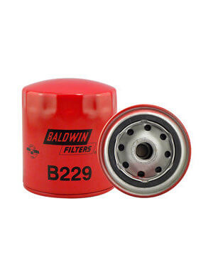 Baldwin B229 spin-on filter
