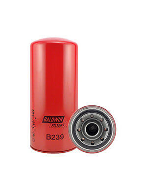 Baldwin B239 spin-on filter
