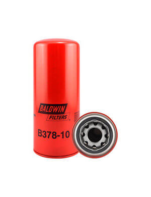 Baldwin B378-10 spin-on filter
