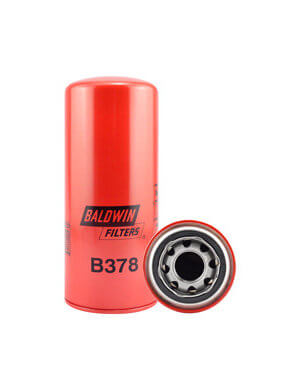 Baldwin B378 spin-on filter