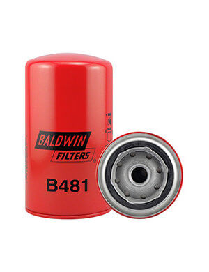 Baldwin B481 spin-on filter
