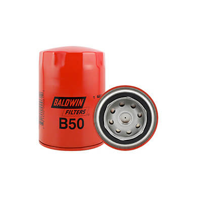 Baldwin B50 spin-on filter