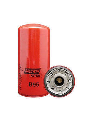 Baldwin B95 spin-on filter