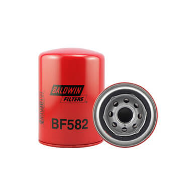 Baldwin BF582 spin-on filter