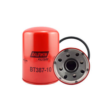 Baldwin BT387-10 spin-on filter