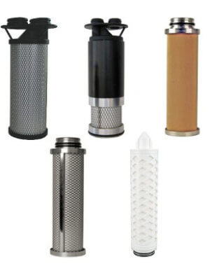 Donaldson compressed air and gas filter elements