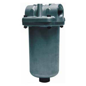 Maradyne FPD Series return line filter assembly